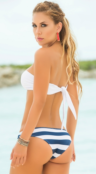 Nautically Naughty Swimsuit Set