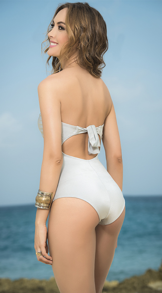 Two-Way Glamorous One Piece Swimsuit