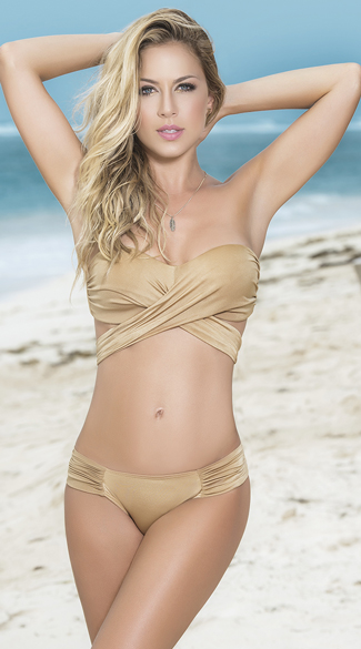 Multi-Purpose Wrap Bikini Top