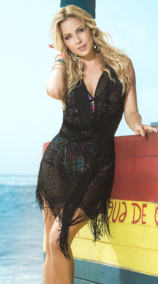 Beach Waves Dress