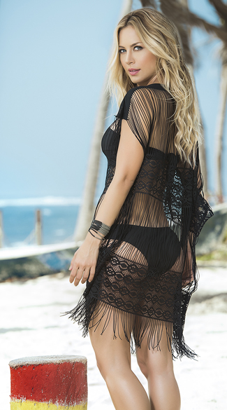 Sexy Strings Beach Dress