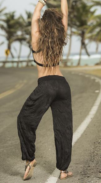Sandy Harem Pants