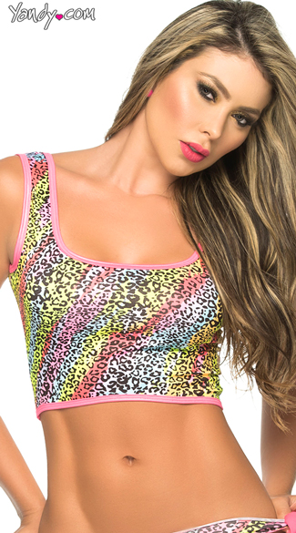 Fantasy Girl Crop Top