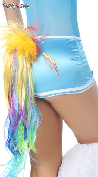 Rainbow Pony Costume