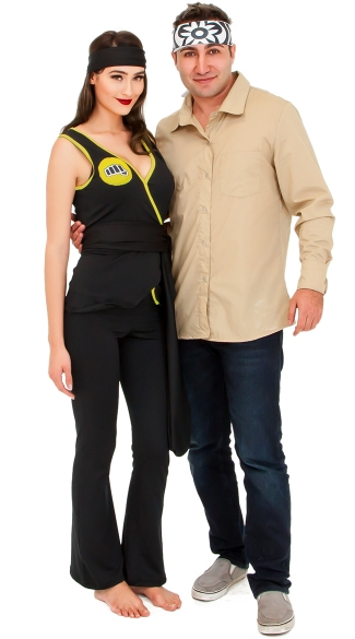 Cobra Karate Girl Costume