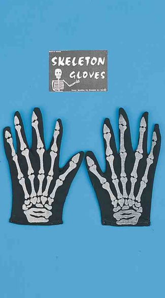 Bony Hands Stretch Gloves