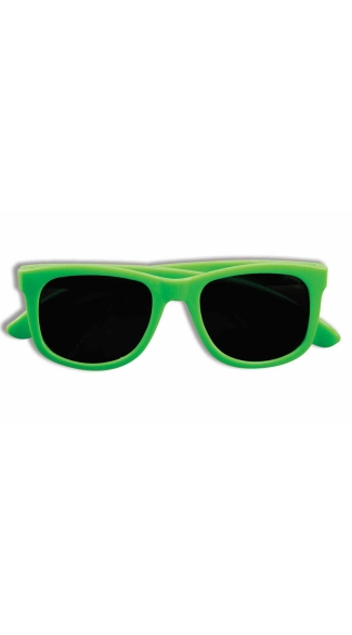 Neon Green Wayfair Glasses