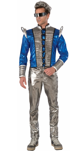 Men\'s Futuristic Jacket
