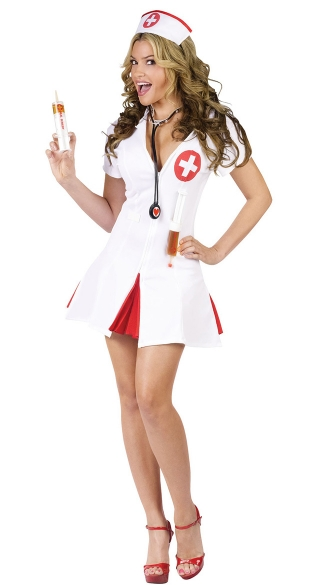 Say Ahhhh! Nurse Costume