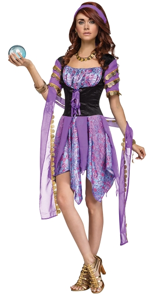 Gypsy Magic Costume