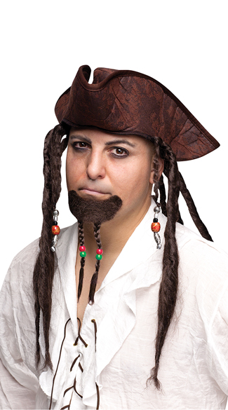Pirate Character Kit, DIY Pirate Costume, Costume Kit
