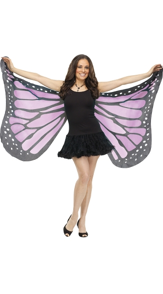 Soft Butterfly Wings