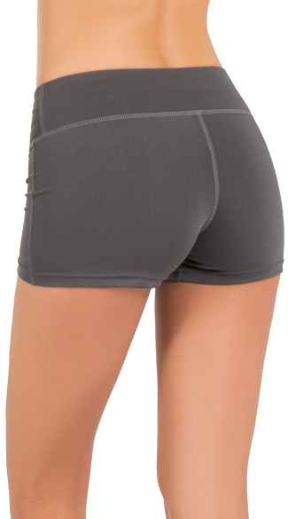 Two-Tone Reversible Cardio Short