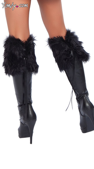 Fur Boot Topper