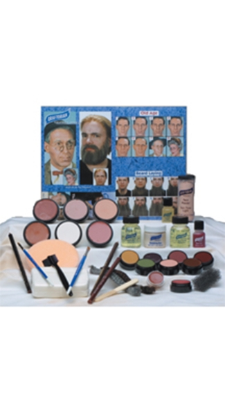 Light Deluxe Student Make Up Kit