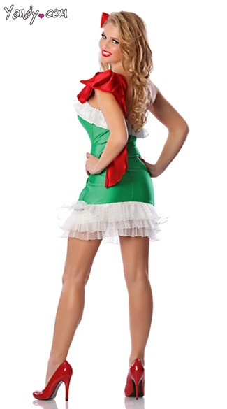 Gift Wrapped Costume