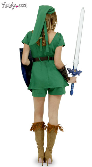 Green Adventurer Costume