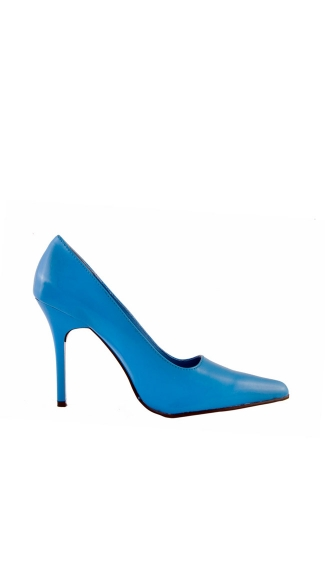Chic Pointy Toe Pump with Stiletto Heel