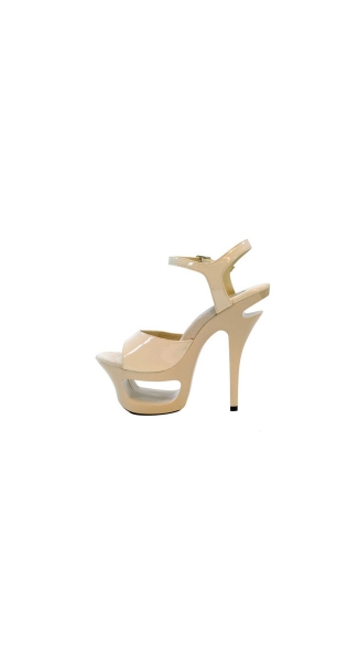 Envy Cut Out Platform Shoe