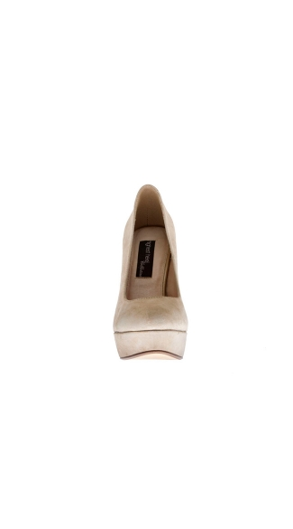 "5"" Close Toe Pump With 1/2\"" Non Covered Platform"