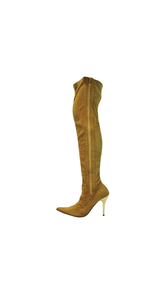 "4"" Thigh High Ultra Suede Boot"