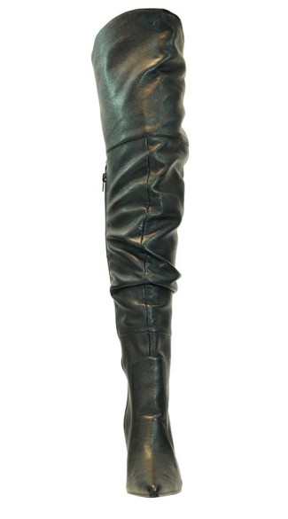 On A Rampage Thigh High Boot