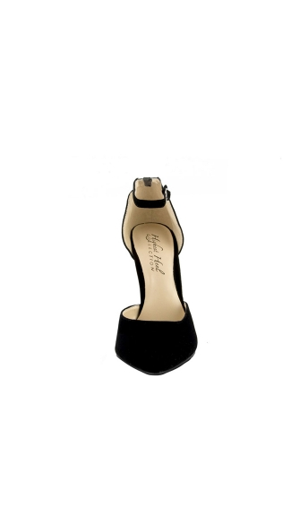 "5 1/4"" Large D\'orsay Heel"