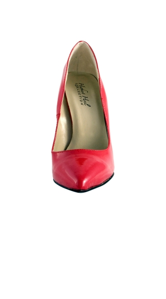 Large Size Such Hottness Classic Stiletto Pump