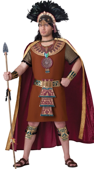Deluxe Mayan King Costume