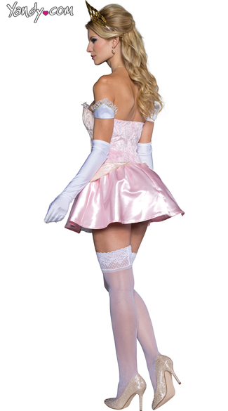 Fairytale Flirt Princess Costume
