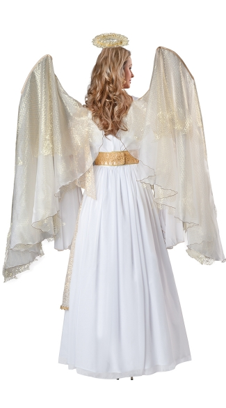Deluxe Heavenly Angel Costume