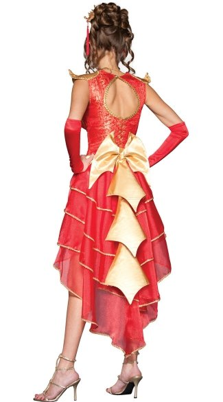 Deluxe Dragon Lady Costume