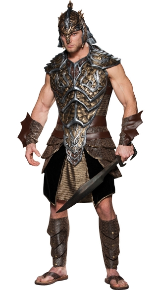 Deluxe Dragon Lord Costume