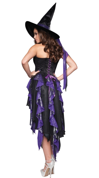 Deluxe Bewitching Beauty Costume