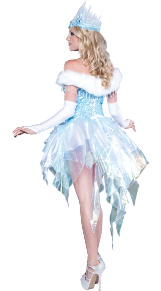 Deluxe Snow Queen Costume