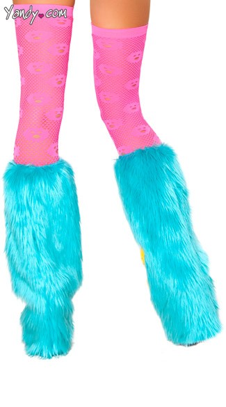 Light-Up Sea Star Legwarmers
