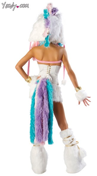 Deluxe Unicorn Skirt And Corset