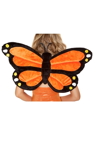 Monarch Butterfly Wings, Orange Butterfly Wings, Monarch Wings