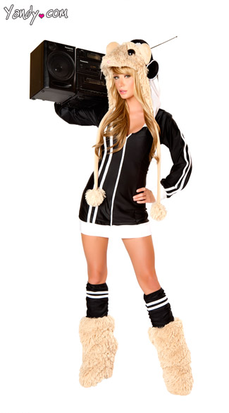 Dj Spinwheel Jacket, Black Hamster Costume, Car Commercial Hamster