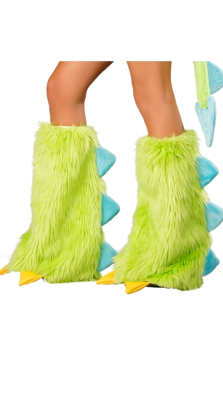 Deluxe Puff The Dragon Legwarmers