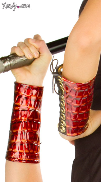Deluxe Dragon Slayer Wrist Guards