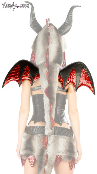 Deluxe Fire Breather Wings