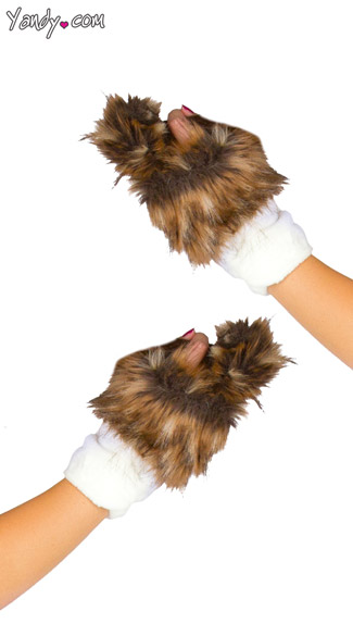 Deluxe Woolly Mammoth Gloves