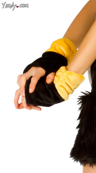 Deluxe Penguin Gloves