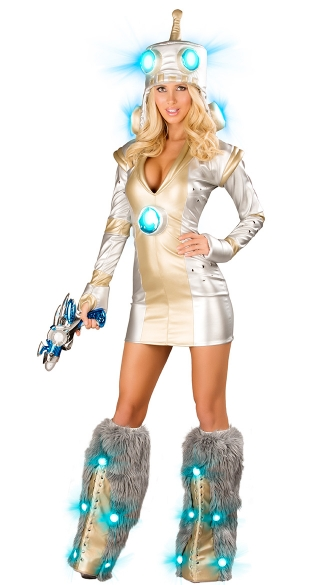 Robot Light-Up Dress