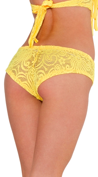 Cyclone Lace Short