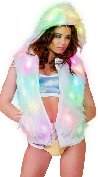 Light-Up Spike Vest