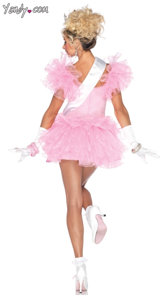 Little Miss Supreme Beauty Pageant Costume