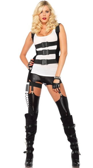 SWAT Costume Harness
