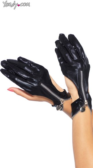Cut Out Motorcycle Gloves